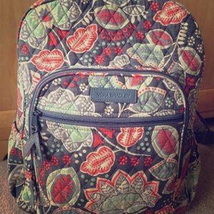 Larger Vera Bradley Backpack